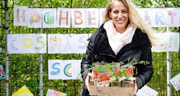 Projekt zu nachhaltiger Ernährung